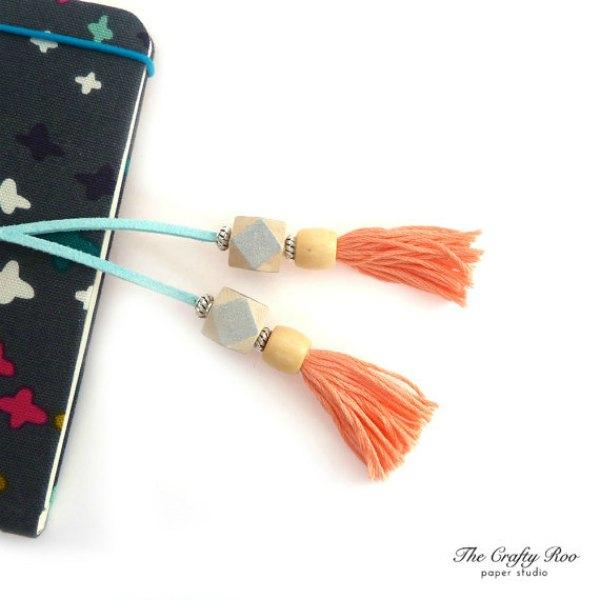 Tassel Bookmark