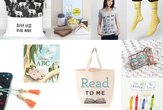 Handmade kids everything handmade for kids the family and the we love books gift guide negle Choice Image