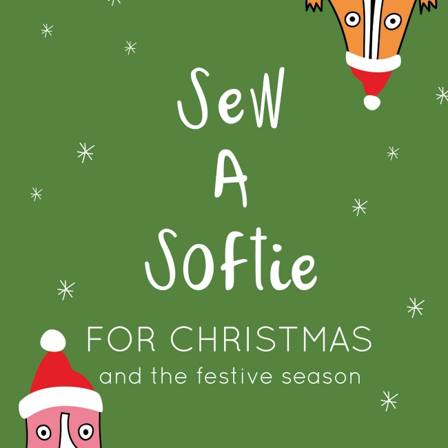 sew a softie for christmas
